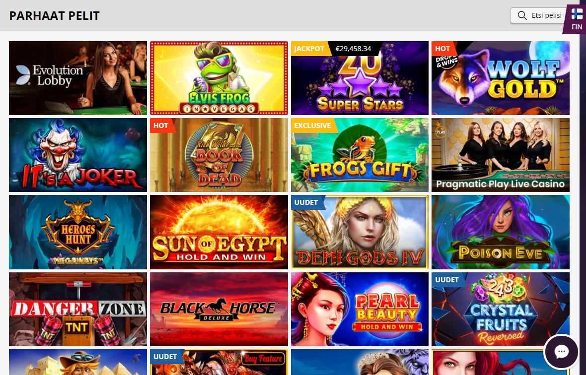 Online Casino Bonus Ohne Einzahlen